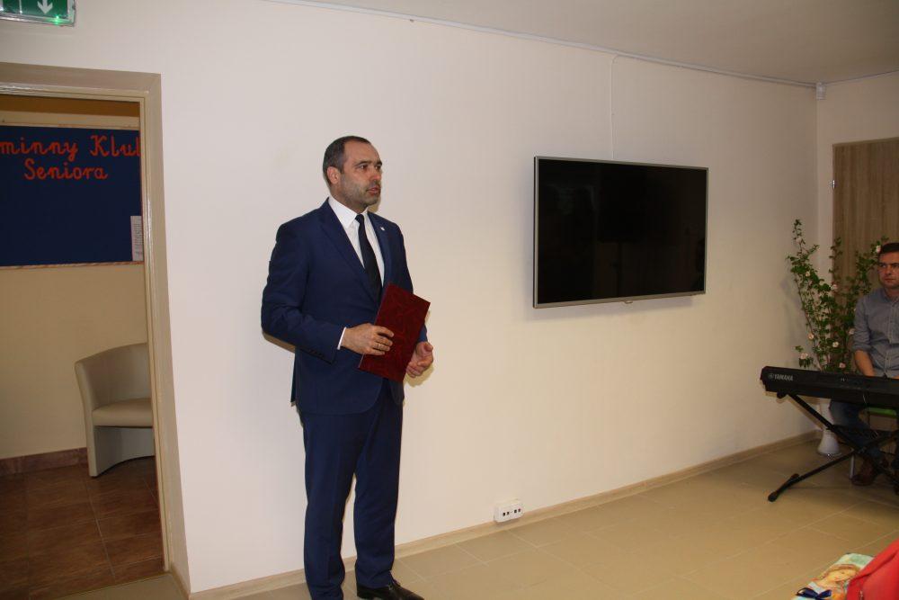 Burmistrz Dukli Andrzej Bytnar